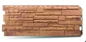 Цокольный сайдинг скалистый камень