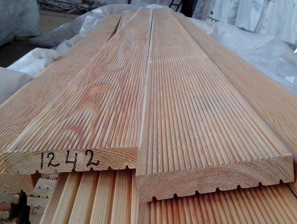 внешний вид декинга из натуральной древесины фото №2